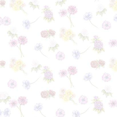 Beterschap bloemen label 3