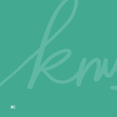 Beterschap Knuffel eigen kleur - AW 2