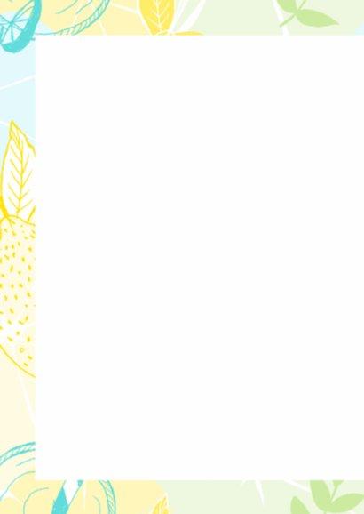 Beterschap met citroen en ranja 2