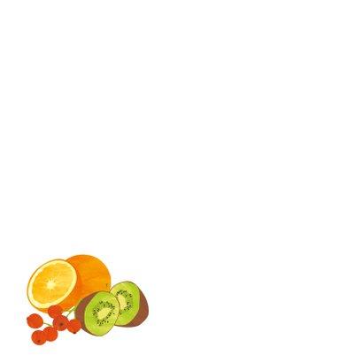 Beterschap met veel fruit 2