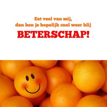 Beterschap Vitamine Smiley 3