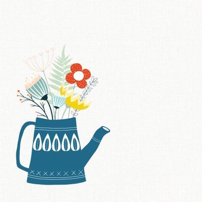 Beterschapskaart - Een bloemetje speciaal voor jou 2