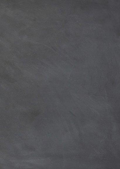 Beterschapskaart krijtbord sierletters - LO 3