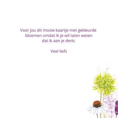 Bloemen chrysant zonnehoed 3