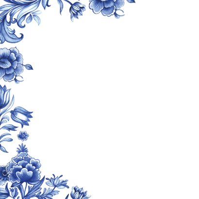 Bloemen delfts blauw 2