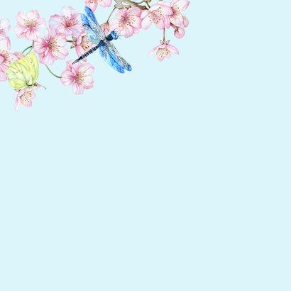 Bloemen in het voorjaar  2