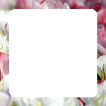 Bloemenkaart - Een Tulpen Zee OT 3