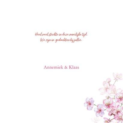 Bloesemtakken voorjaar vlinder 3