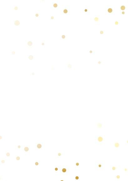 Cadeaubon - goud met foto 2
