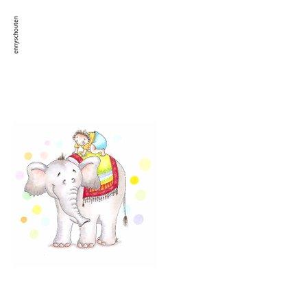 Carlo en de olifant 2