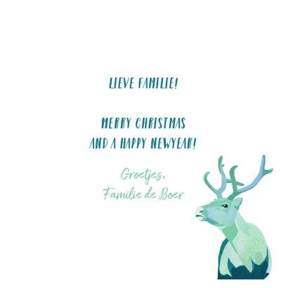 Christmas Reindeer 3