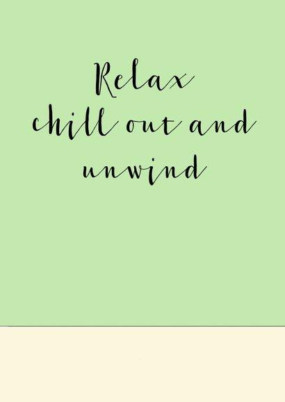 Coachingskaart - relax kat - SK 3