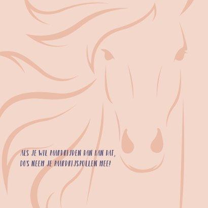 Communie paard meisje 2