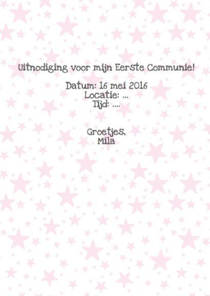 Communie Pink Stars & Wood 3