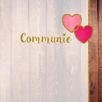 Communie stoer lief en glitter V 3