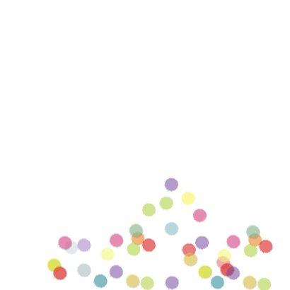 Confetti vierkant 3