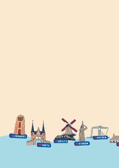 De Fryske Alve Steden 2
