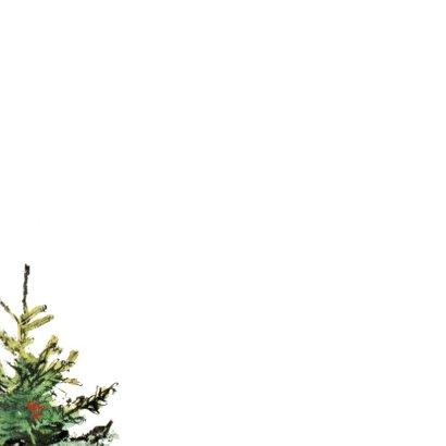 De kabouter luidt het nieuwe jaar in aan de koekoeksklok 2