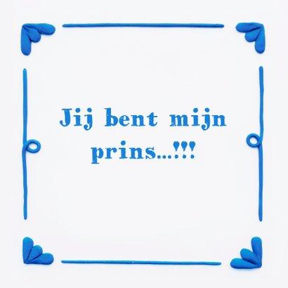 Delfts Blauwe Kikker 3