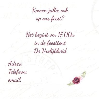 Diamanten huwelijksfeest 3