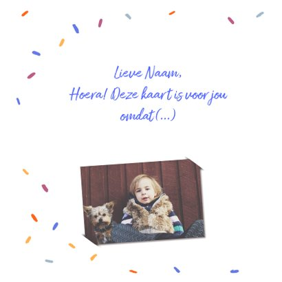 Dierenkaart feestelijke honden 2