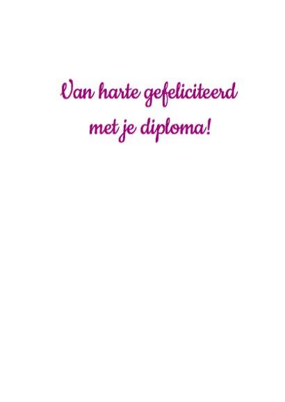 Diploma gehaald - Pretty smart 3