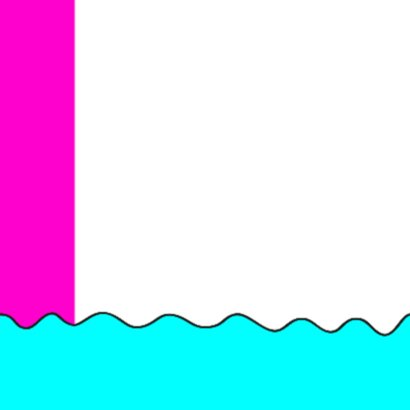 Dolfijn kusjes 2
