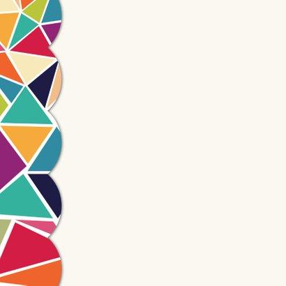 Driehoek jubileum 5 jaar - DH 2