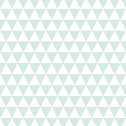 Driehoekjes met tekst, groen 2