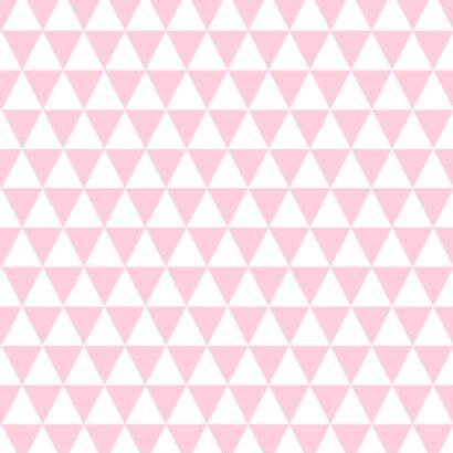 Driehoekjes, tekst, roze 2