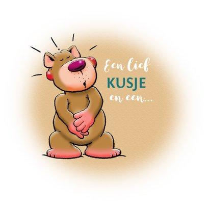Een dikke knuffelbeer voor een vriend of vriendin 2