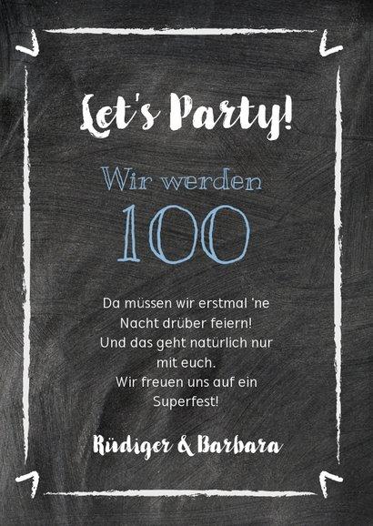 Einladung Gemeinsame Kreide-Party 3