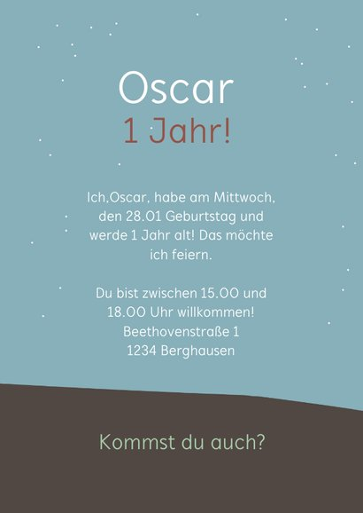 Einladung Kindergeburtstag Winterbär 3