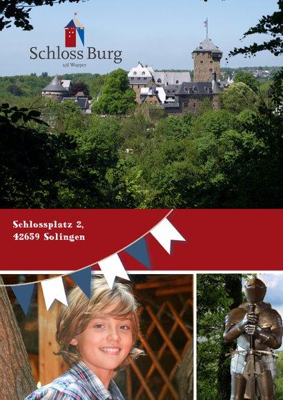 Einladung Schloss Burg Wupper blau-rot 2