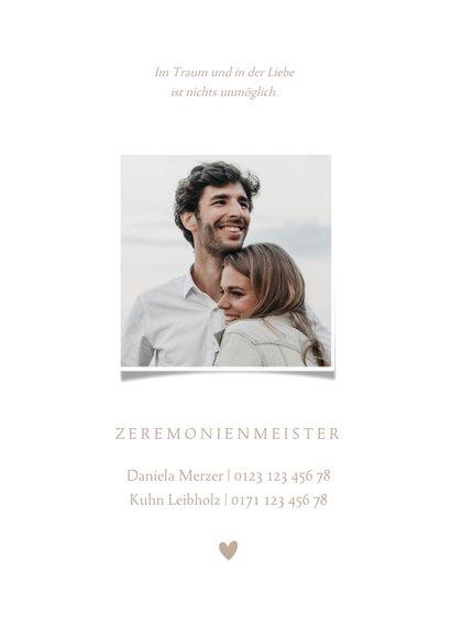 Einladungskarte zur Hochzeit altrosa Aquarell 2