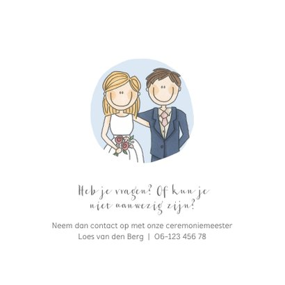 Evi & Roan gaan trouwen 2