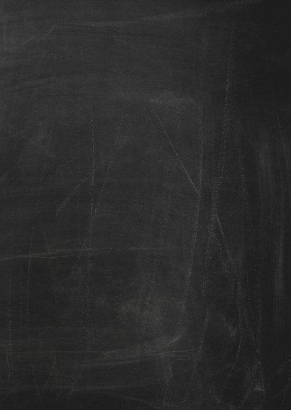 Feestdagenwens op schoolbord 2019-ByF 2