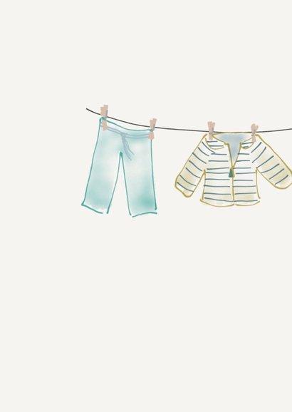 Felicatie geboorte Babykamer Jongen 2