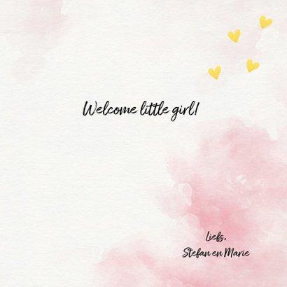 Felicitatie - born in 2019 (meisje) 3