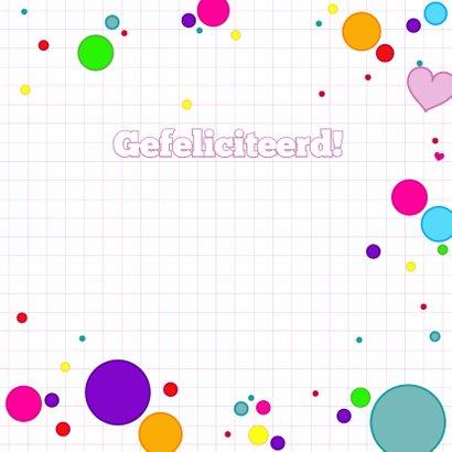 Felicitatie game smiley meisje 3