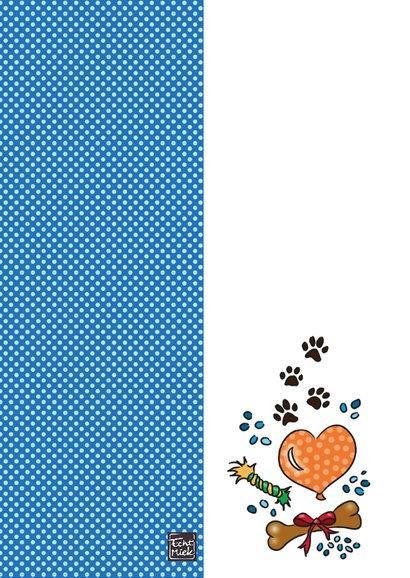 Felicitatie hondenliefhebber 2