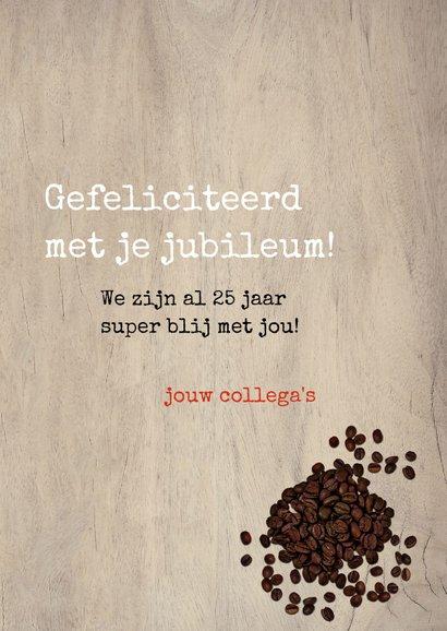 Felicitatie jubileum horeca cover  3