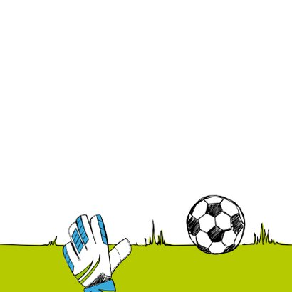 Felicitatie kampioen voetbal 2
