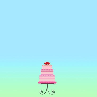 Felicitatie met uilen-echtpaar 3