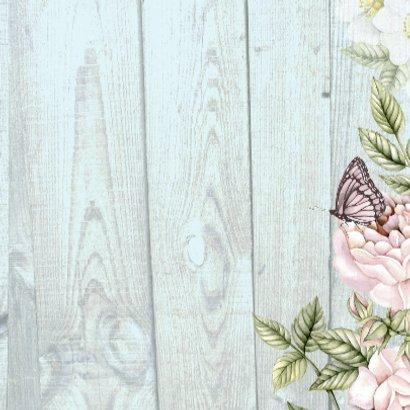Felicitatie rozen vintage 3