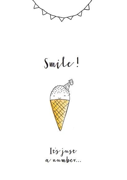 felicitatie verjaardag ijsje 2