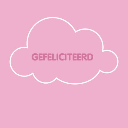 Felicitatie - wolk meisje - MG 3