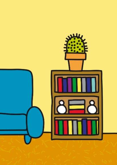 Felicitatie Woning Cactus 2