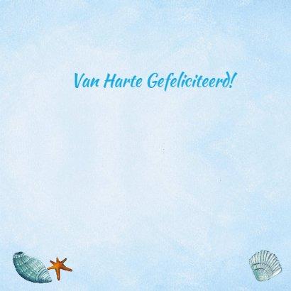 Felicitatie Zeemeermin Zomer Zee 3