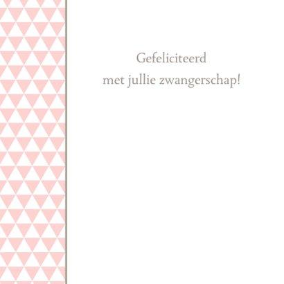 Felicitatie Zwanger gedicht - WW 3